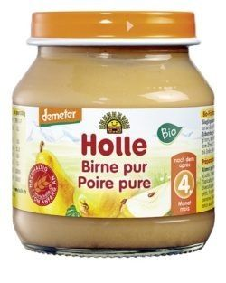 Holle Birne pur 6x125g