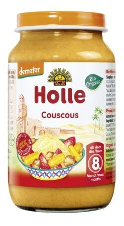 Holle Couscous 6 x 220g