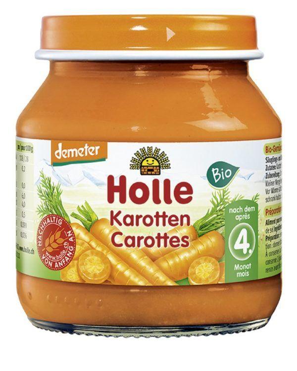 Holle  Karotten 6x125g