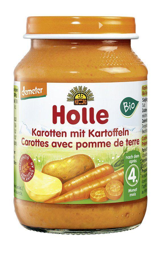 Holle Karotten mit Kartoffeln 6x190g