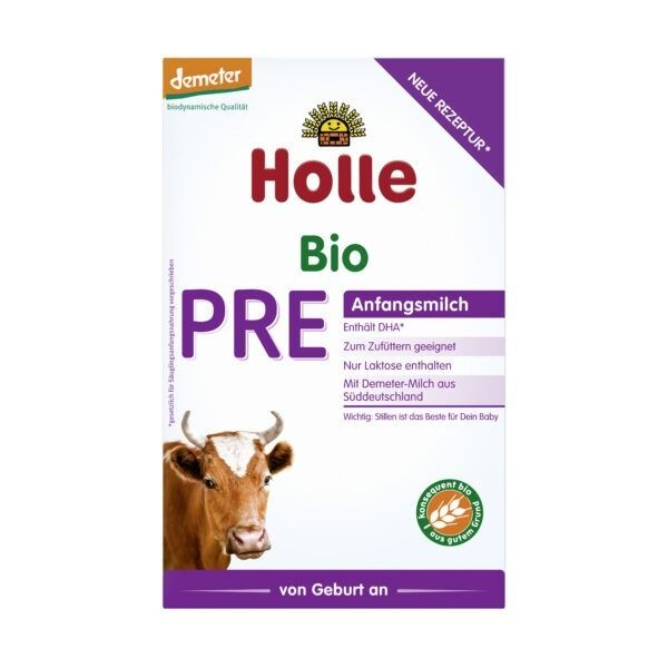 Holle  Pre-Anfangsmilch 400g