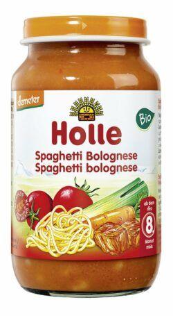Holle Spaghetti Bolognese 6x220g