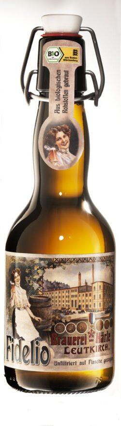 Härle-Bier Biobier Fidelio 18x0,33l