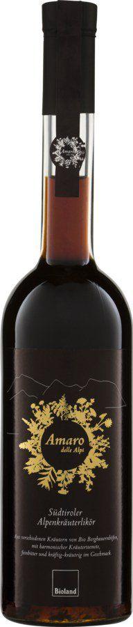 Humbel Amaro delle Alpi Bio Südtiroler Alpenkräuterlikör 0,5l