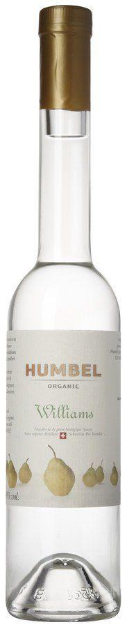 Humbel Bio Williams Knospe 0,35l