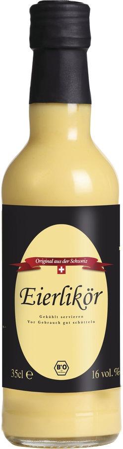 Humbel Schweizer Bio Eierlikör 6x0,35l