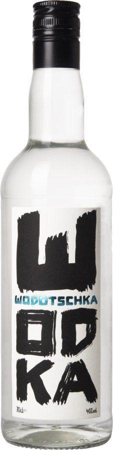 Humbel Wodotschka Bio Wodka 0,7l