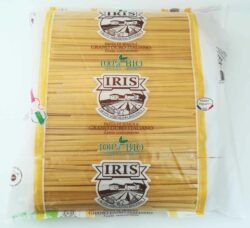 IRIS  Linguine, gerade sehr schmale Bandnudeln hell aus Hartweizengriess 5 kg. 5kg