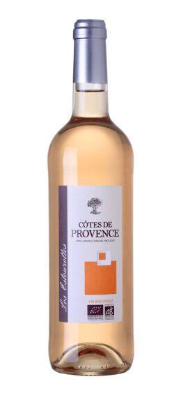 Jacques Frelin Vignobles SAS La Maison des Terroirs Vivants Roséwein, Les Estourettes AOP Côtes de Provence, Frankreich 0,75l