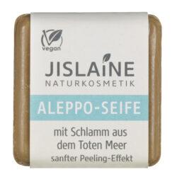 Jislaine Naturkosmetik Aleppo-Seife mit Schlamm aus dem Toten Meer 100g