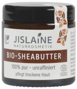 Jislaine Naturkosmetik Bio-Sheabutter - unraffiniert 100g