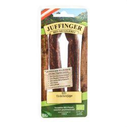Juffinger Bio-Metzgerei BIO-Rinderlandjäger 1Paar 5x100g