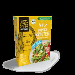 Just Spices BIO Paprika Kräuter Dressing Mix - Salat Fix - 3er Pack 10x24g