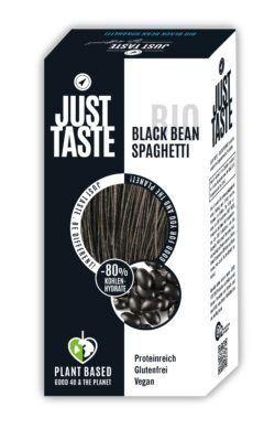 Just Taste Bio Black Bean Spaghetti 6x250g