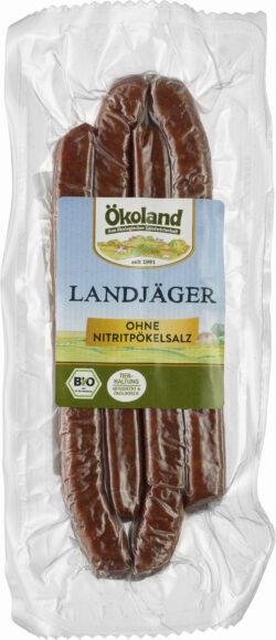ÖKOLAND Landjäger 3x120g