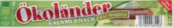 ÖKOLAND Ökoländer Salami-Snack Das Original 25g