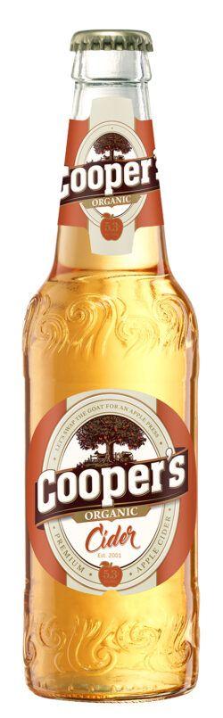 Kelterei Heil OHG Cooper´s Organic Cider 12x0,33l