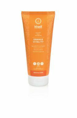 Khadi Ayurvedic Elixir Shampoo Orange Vitality 200ml