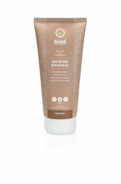 Khadi Ayurvedic Elixir Shampoo Shining Shikakai 200ml