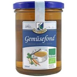 Kiebitzhof Gemüsefond zum Verfeinern von Gerichten 6x380ml