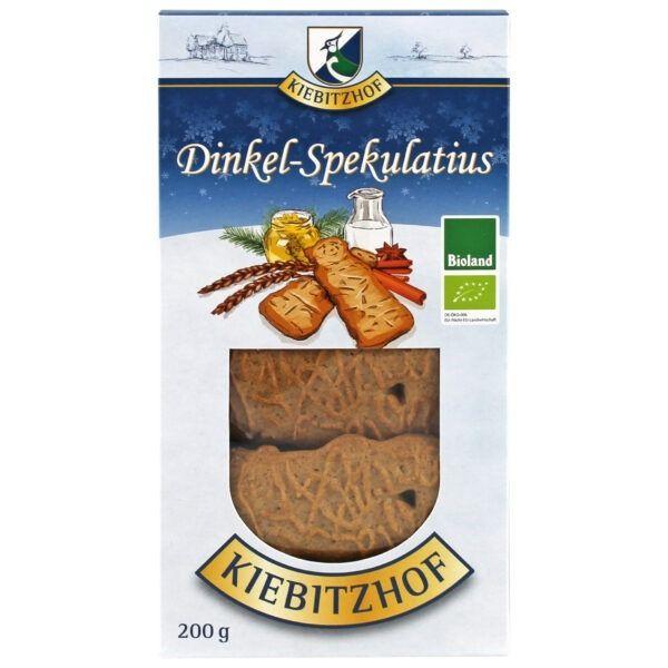Kiebitzhof Dinkel Spekulatius 200g