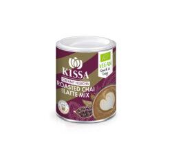 Kissa Tea Kissa Creamy Hojicha Roasted Chai for Latte Mix Bio 4x120g
