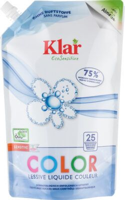 Klar Color Waschmittel 6x1,5l