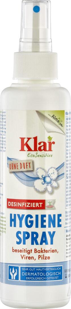 Klar Hygienespray 8x250ml
