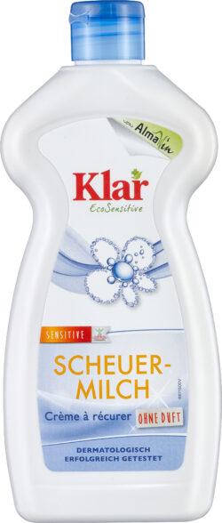Klar Scheuermilch 6x500ml