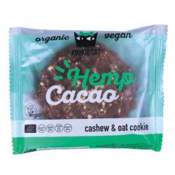 KookieCat Hemp Cacao, 50g, glutenfrei 12x50g
