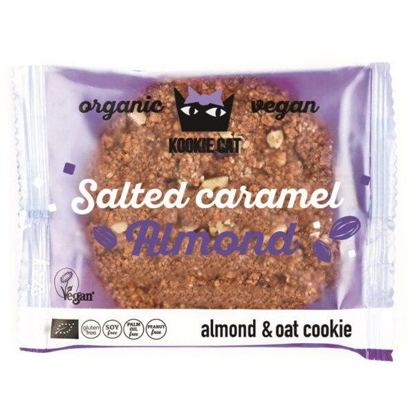 KookieCat Salted Caramel, 50g, glutenfrei 12x50g
