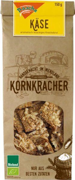 Kornkracher Handgemacht Im Wend Bio Kornkracher Käse Single Pack 10x150g