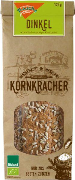 Kornkracher Handgemacht Im Wend Bio Kornkracher Dinkel Single Pack 10x125g