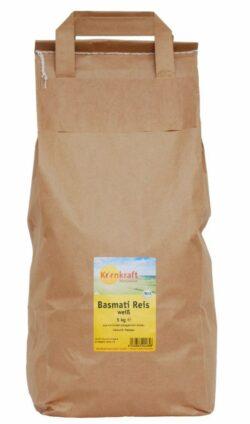 Kornkraft Basmati Reis weiß 5kg