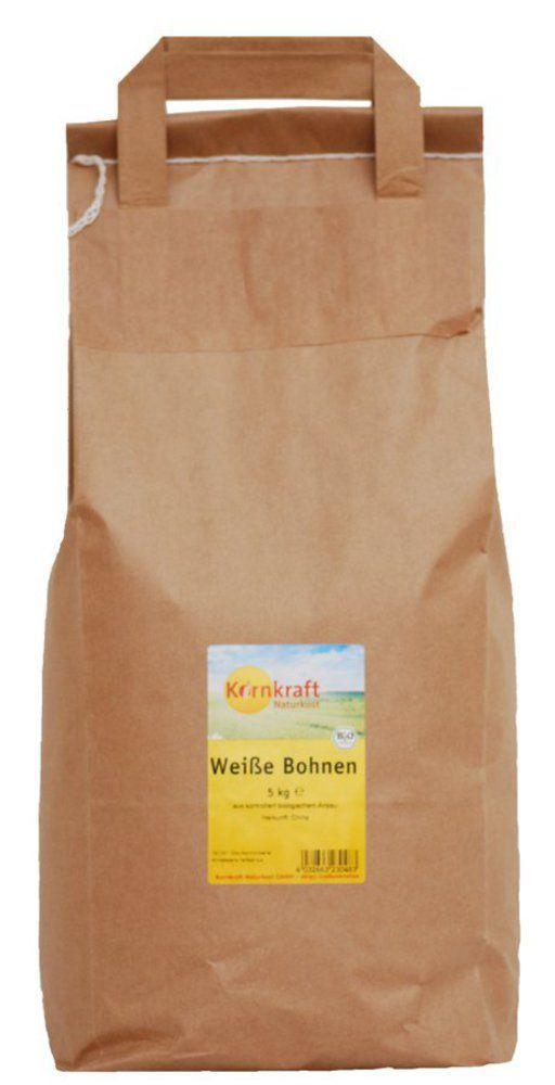 Kornkraft Bohnen weiß 5kg