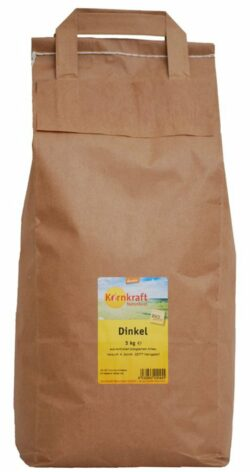 Kornkraft Dinkel demeter 5kg