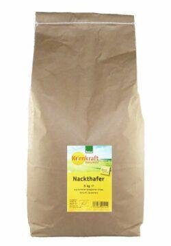 Kornkraft Hafer (Nackthafer) 5kg