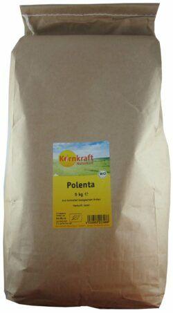 Kornkraft Polenta (Maisgrieß) 5kg