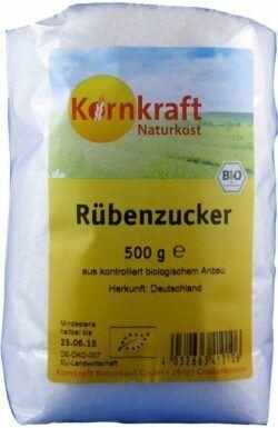 Kornkraft Rübenzucker weiß Bioland 10x500g