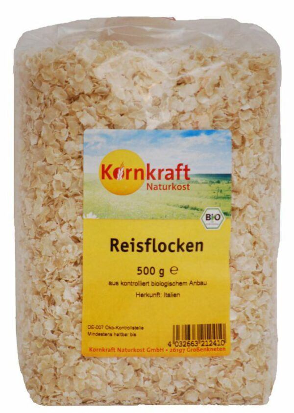 Kornkraft Reisflocken 10x500g