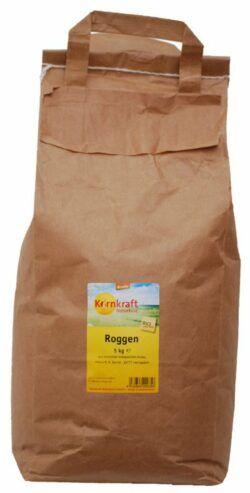 Kornkraft Roggen demeter 5kg