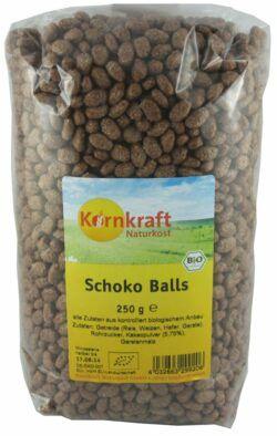 Kornkraft Schoko Balls 8x250g