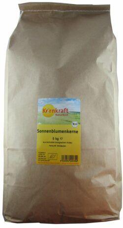 Kornkraft Sonnenblumenkerne Europa 5kg