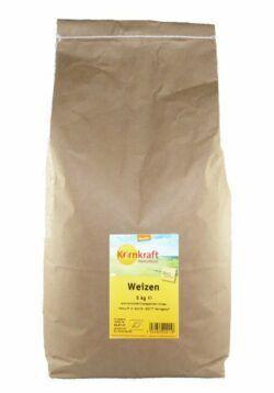 Kornkraft Weizen demeter 5kg
