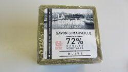 LA CORVETTE , Savon de Marseille, Seife Olive-Marseille 300g