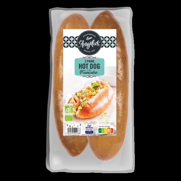 L'Angélus Brioche Hot Dog Brötchen 2x80g 160g