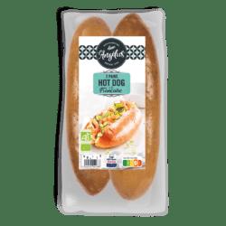 L'Angélus Brioche Hot Dog Brötchen 2x80g 5x160g