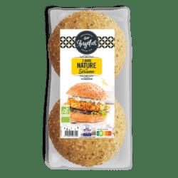 L'Angélus Hamburger Brötchen mit Sesam 2x75g 5x150g