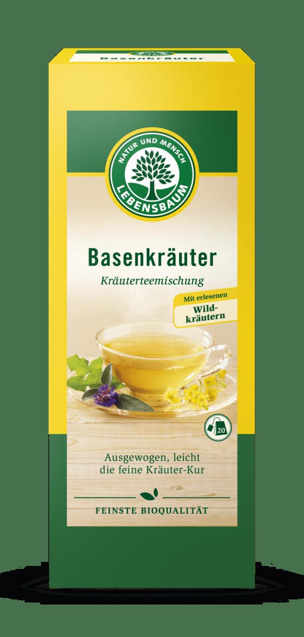 LEBENSBAUM Basenkräuter 30g