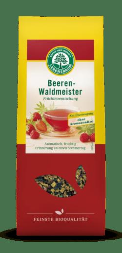 LEBENSBAUM Beeren-Waldmeister 6x75g